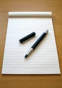 Important d'écrire ses souhaits à la main.